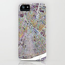 New Orleans Color Variation 1 iPhone Case