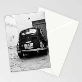 Time travel in Martina Franca Stationery Cards