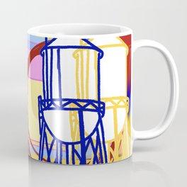 Razor Water Coffee Mug