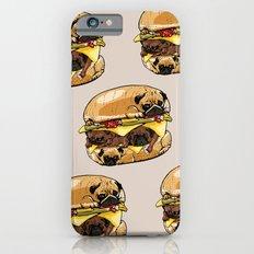 Pugs Burger iPhone 6 Slim Case