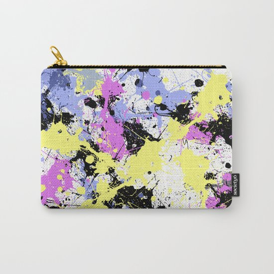 Abstract 22 Carry-All Pouch