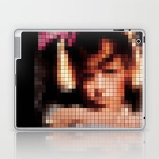 Bowie : Young Americans Pixel Album Cover Laptop & iPad Skin
