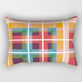 Geometric Shape 07 Rectangular Pillow