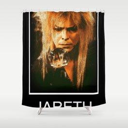 The Goblin King Shower Curtain