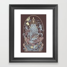 Perception  Framed Art Print