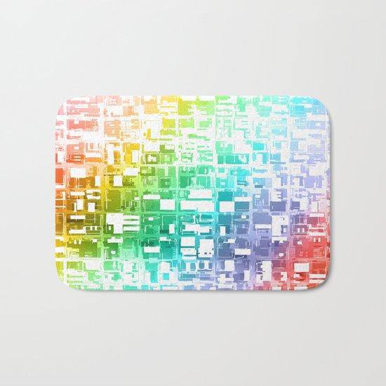 spectrum construct Bath Mat