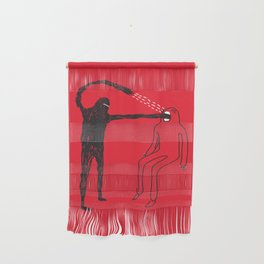 Mouth Wall Hanging