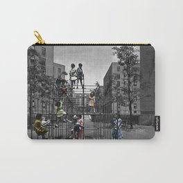 Vintage Playground Carry-All Pouch