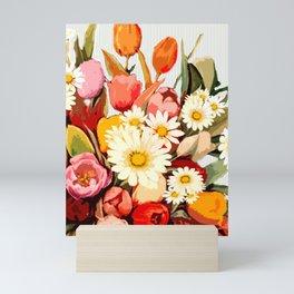 Tulip Bouquet Mini Art Print