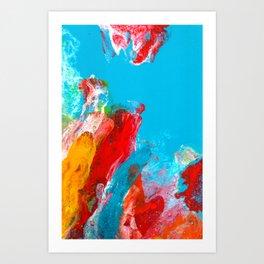Rising Up Art Print
