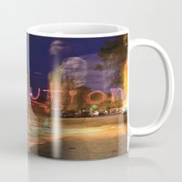 revolution Mugs featuring Revolution by Stacey Cat