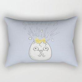 So Eggcited! Rectangular Pillow