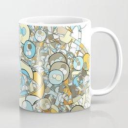Nested Composition 3 Coffee Mug