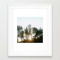 chill Framed Art Prints featuring Chill by stefani187