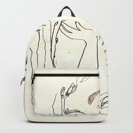 Drawing Figure Backpack