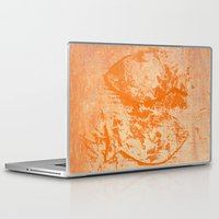 pisces Laptop & iPad Skins featuring Pisces by Fernando Vieira