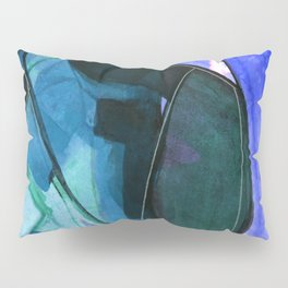 Abstraction 317I by Kathy Morton Stanion Pillow Sham