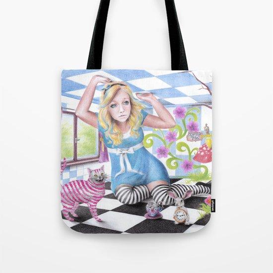 Alice | ENDOvisible Tote Bag