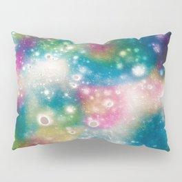 Deep Space Galaxies Pillow Sham