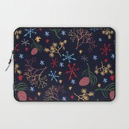 winterpattern1 Laptop Sleeve