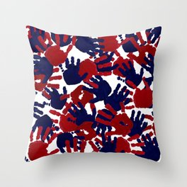 evidence v3: America, F*ck Yeah Throw Pillow