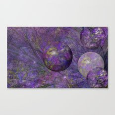 Lavenderdream Canvas Print