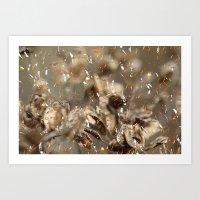 confetti Art Prints featuring Confetti by Irène Sneddon