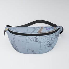 Dipo 2 / African Initiation Fanny Pack