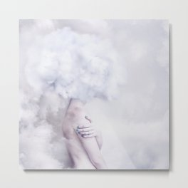 Clouded Thoughts Metal Print