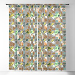 Candy Shop II Blackout Curtain