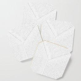 Lines Art Coaster