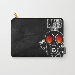 Land of the Gas Mask Carry-All Pouch