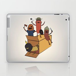 AT - Hog Dog Knights Laptop & iPad Skin