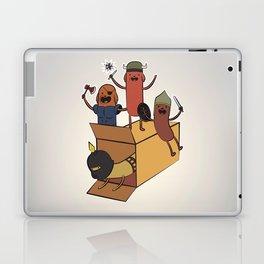 AT - Hog Dog Knights Laptop & iPad Skin