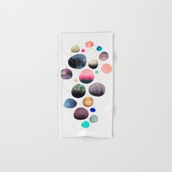 My favorite pebbles Hand & Bath Towel