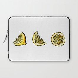 Trois Citrons 1 Laptop Sleeve
