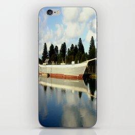 Reginald M Ketch iPhone Skin