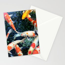 Koi Koi Koi Stationery Cards
