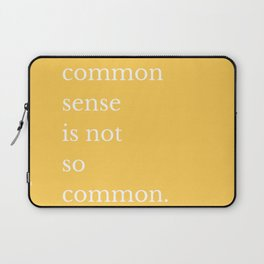 Words to Remember Laptop Sleeve