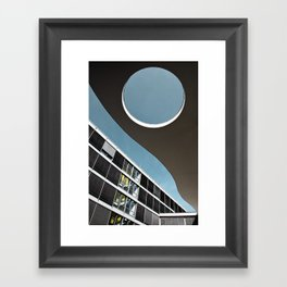 Point of View Framed Art Print