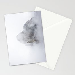 Clouds in Huangshan Stationery Cards