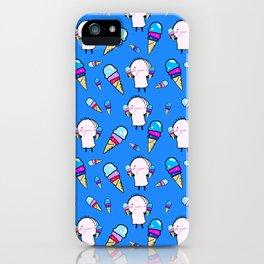 Oniong love ice cream iPhone Case