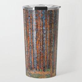 Tannenwald Gustav Klimt Travel Mug