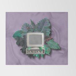Organic Tech Throw Blanket