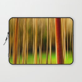 Abstract Trees Laptop Sleeve