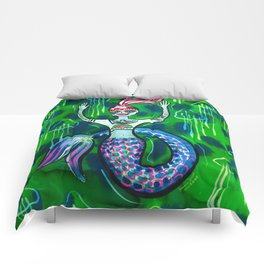 Party Mermaid Comforters