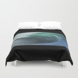 Dare to Catch It Duvet Cover
