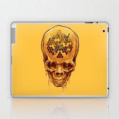 skull of honey Laptop & iPad Skin