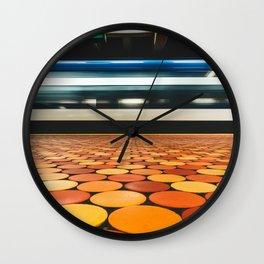 Montreal Subway   Métro de Montréal   Lionel-Groulx Wall Clock