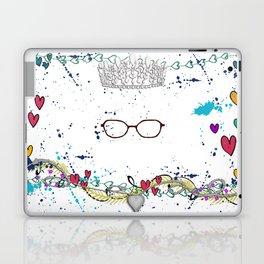 The Princess Diaries - the Princess wears Glasses?! Shut Up! Laptop & iPad Skin